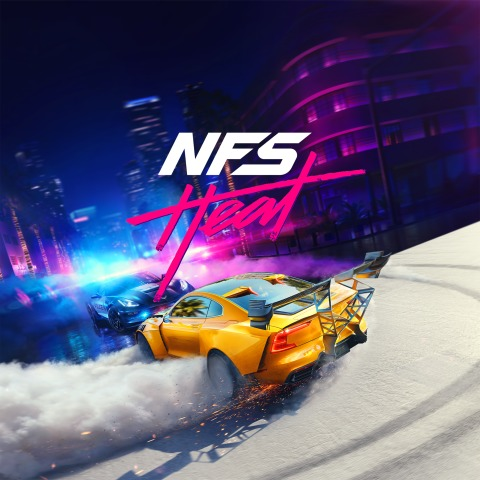 Need for Speed Heat (NFS 19)