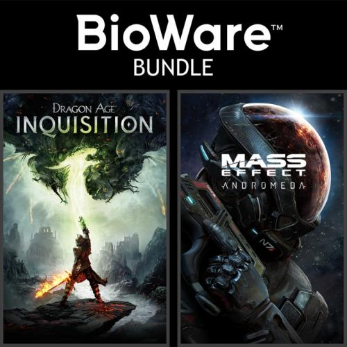 Dragon Age: Inquisition + Mass Effect: Andromeda (Все DLC)